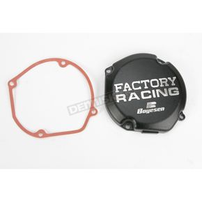 Factory Racing Ignition Cover-Black - SC-23B