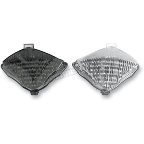 Light Werkes Light Werkes Clear Integrated Taillights - TLY1006C