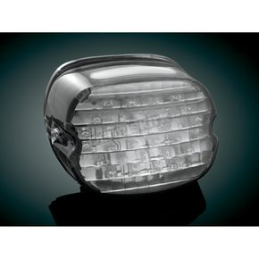 Kuryakyn Low-Profile Panacea LED Taillight with Smoke Lens - 5426
