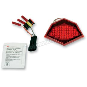 Custom Dynamics LED Center Taillight - SPY-TAIL-LT