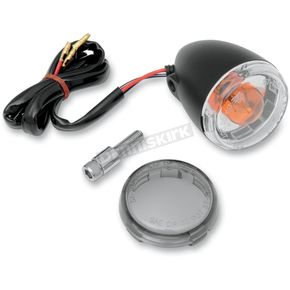 Matte Black DOT-Approved Turn Signals - 2020-0417