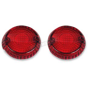 Custom Dynamics Red Turn Signal Lens - RSTL-1300