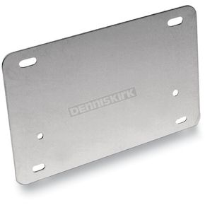License Backing Plate - 709-80-71012