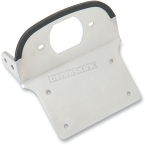 Drag Specialties Taillight License Plate Bracket - 20300508