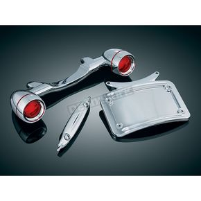 Kuryakyn Deluxe Bullet Light Rear Turn Signal Kit - 3000