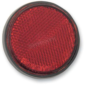 Chris Products 5mm Stud Red Reflector - RR1R