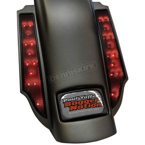 Paul Yaffe Super Bright Lights w/Red LEDs - SBR