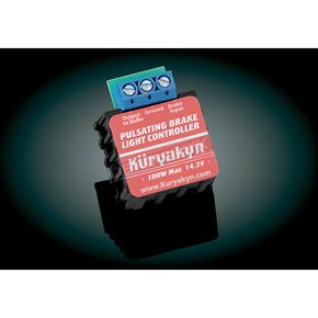 Kuryakyn Pulsating Brake Light Controller - 908