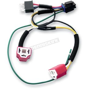 Signal Dynamics Dual H4 Harness for Plug-And-Play Diamond Star Headlight Modulator - 01080