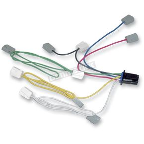 Signal Dynamics Universal Harness for Plug-And-Play Diamond Star Headlight Modulator - 01084