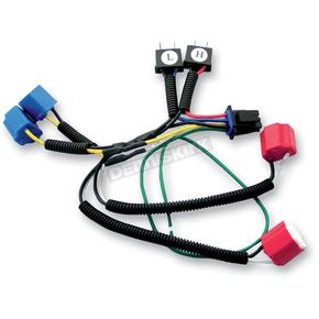 Signal Dynamics Wiring Harness for Diamond Star Headlight Module - 01082