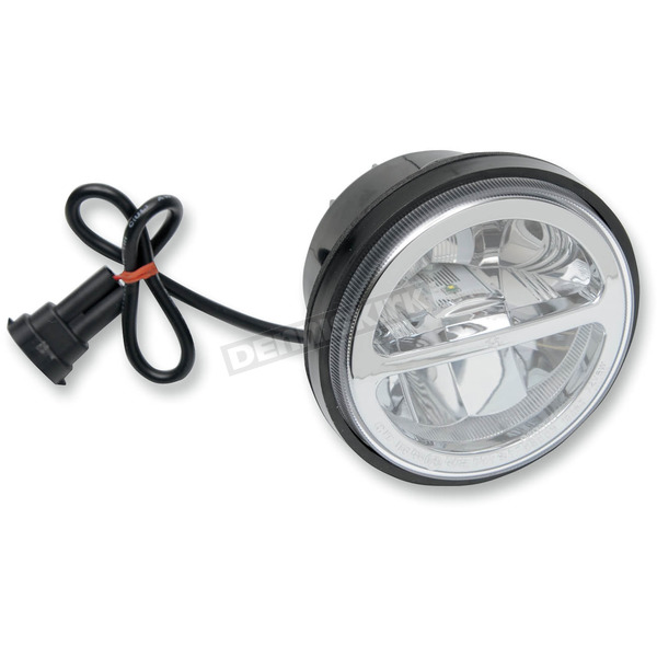 Drag Specialties 4.5 in. Replacement LED Spotlight - 2001-0660