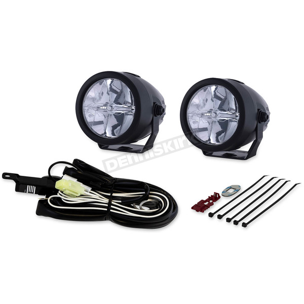 PIAA 2.75 in. LP270 LED Driving Light Kit - 73272