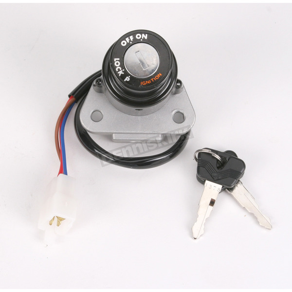 Emgo Ignition Switch - 40-71340