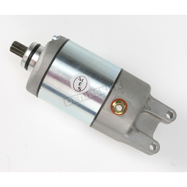 Parts Unlimited Starter Motor w/Short Shaft - 2110-0013