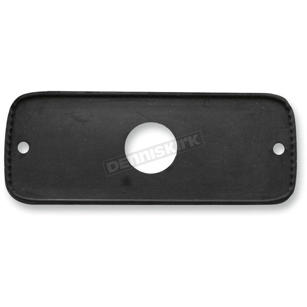 Pro-One Rectangle Flush Mount LED Taillight Mounting Pad - 402130