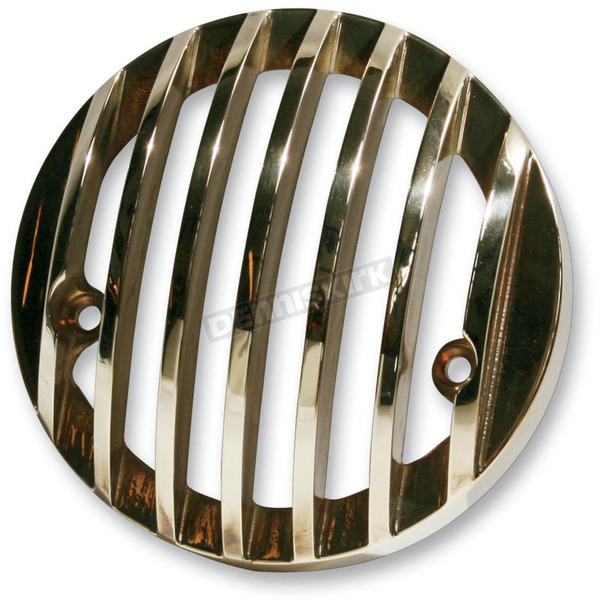 NYC Choppers Brass 1928 Ford Taillight Grill - BRASS