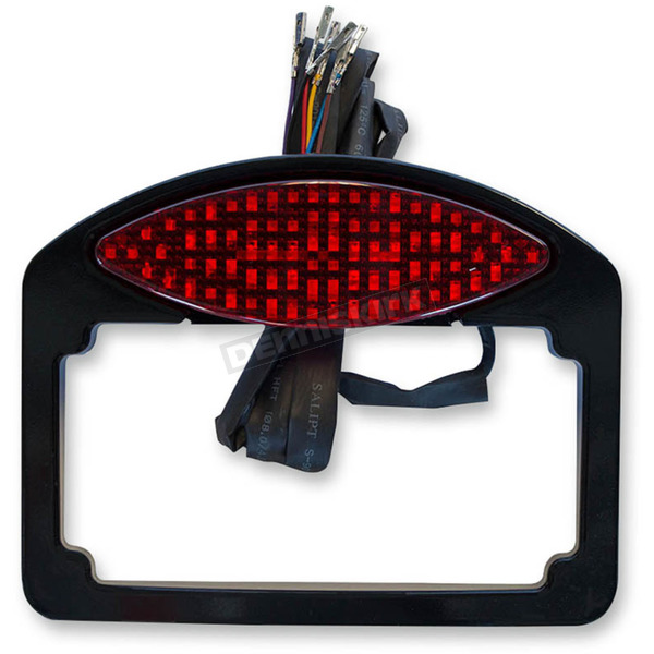 Russ Wernimont Designs LED Taillight/Turn Signal/License Plate Kit - RWD-50179