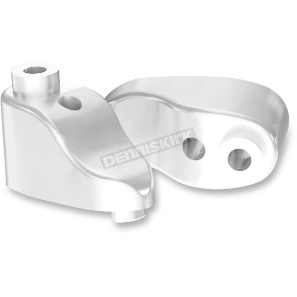 Roland Sands Design Chrome Rear Strut Mounts for Turn Signals  - 0207-2020-CH