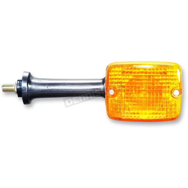 K & S DOT Approved Turn Signals w/Amber Lens - 25-2066