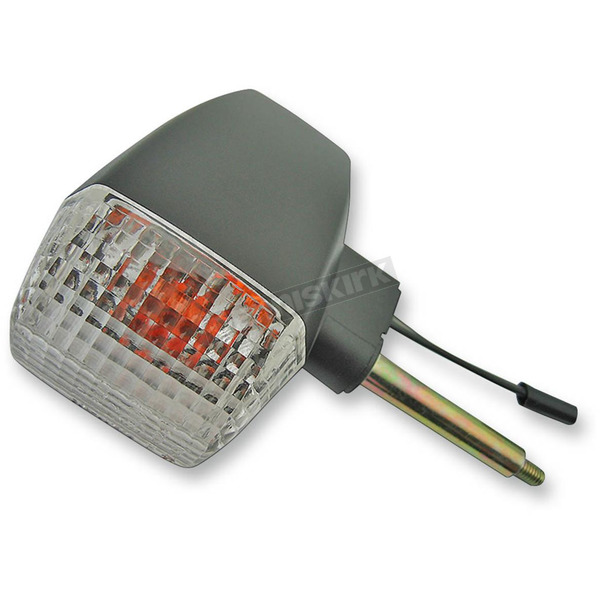 K & S DOT Approved Turn Signals w/Amber Lens - 25-2076