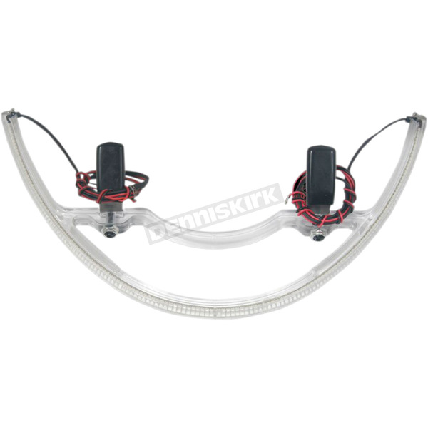 Red/Clear Rear LED Turn Signals - HR-102