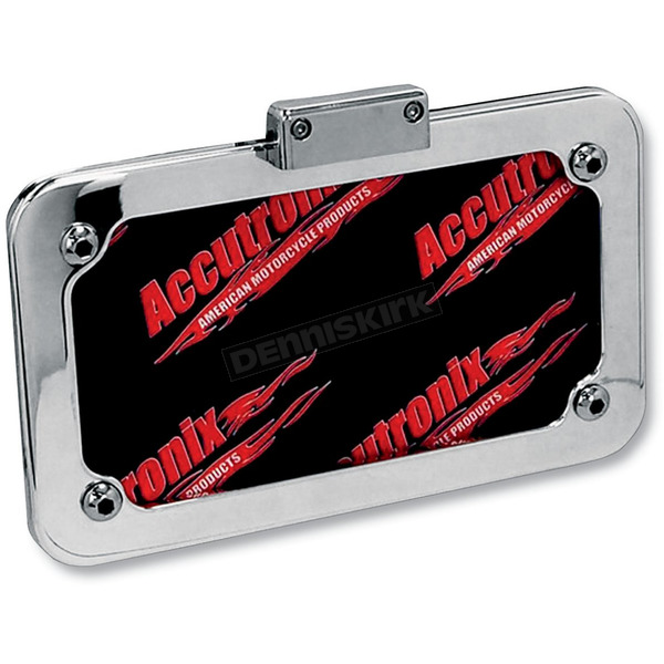 Accutronix License Plate Frame - LPF60-SP