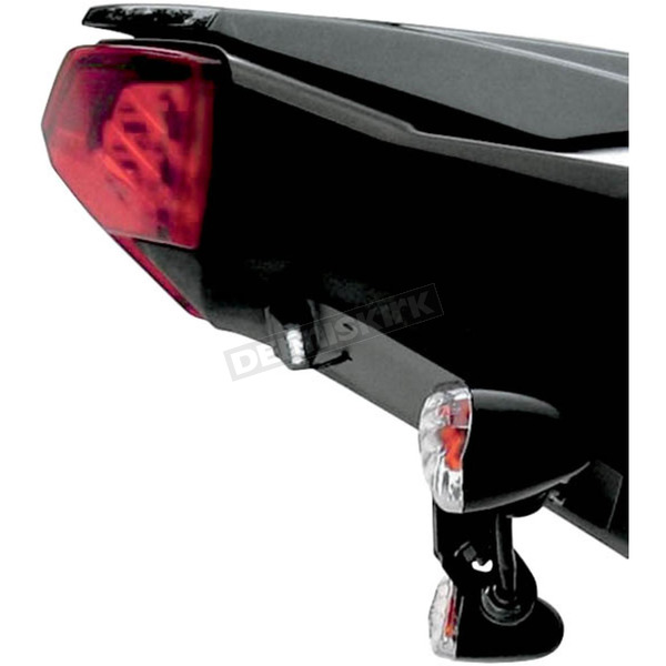Targa LED License Lamp - 07-7359W-L