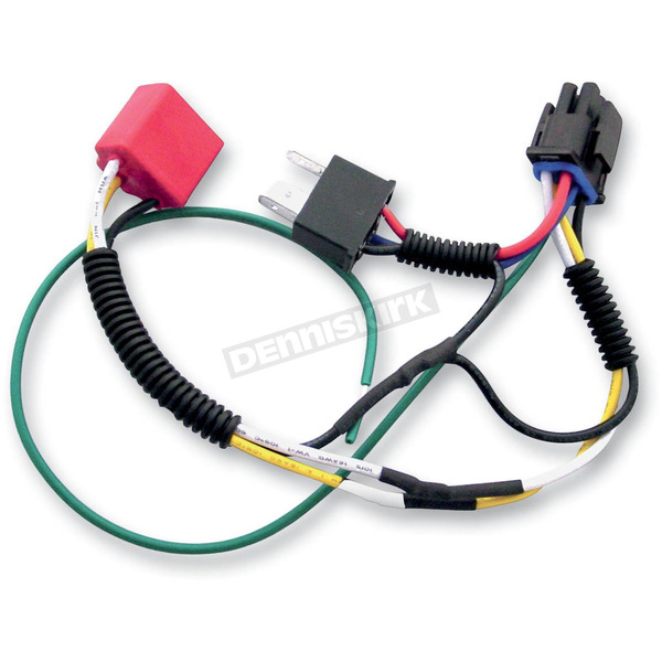 Signal Dynamics Single H4 Harness for Plug-And-Play Diamond Star Headlight Modulator - 01083