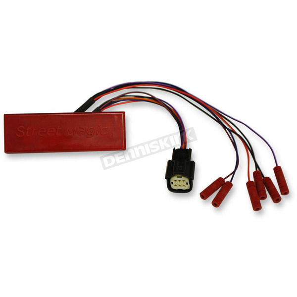 Custom Dynamics Smart Triple Play Turn Signal Conversion Module  - GEN-SMART-TPU-SS6