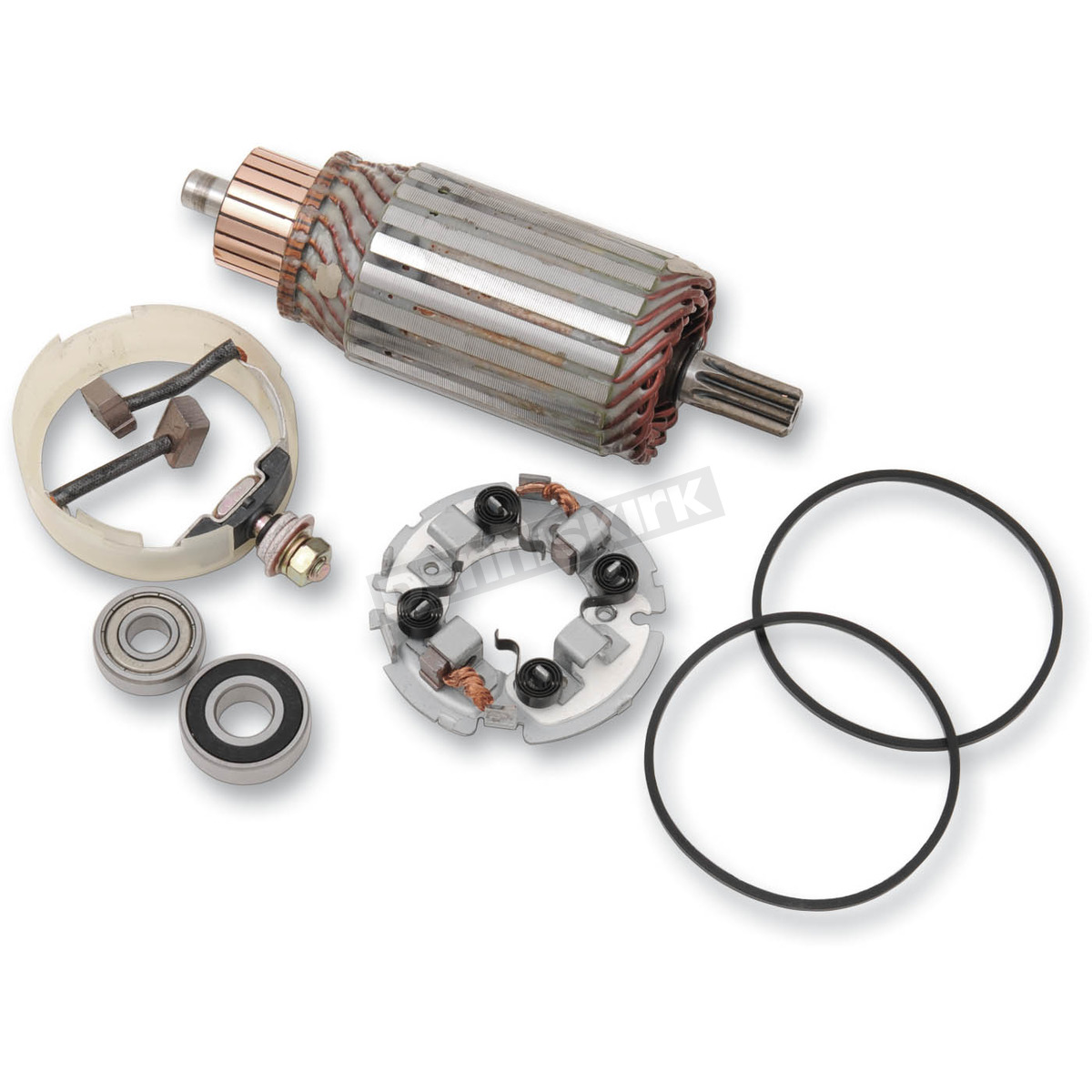 ricks motorsport electrics starter motor rebuild kit 70