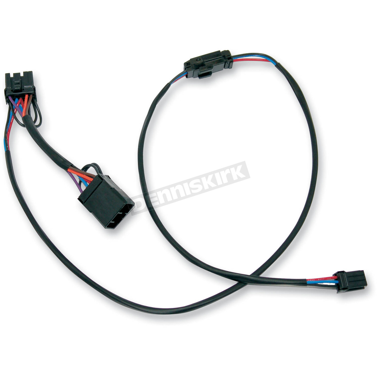 NAMZ Custom Cycle Products Tour-Pak Quick Disconnect Wiring Harness -  NTP-H01 Harley-Davidson Motorcycle | Dennis KirkDennis Kirk