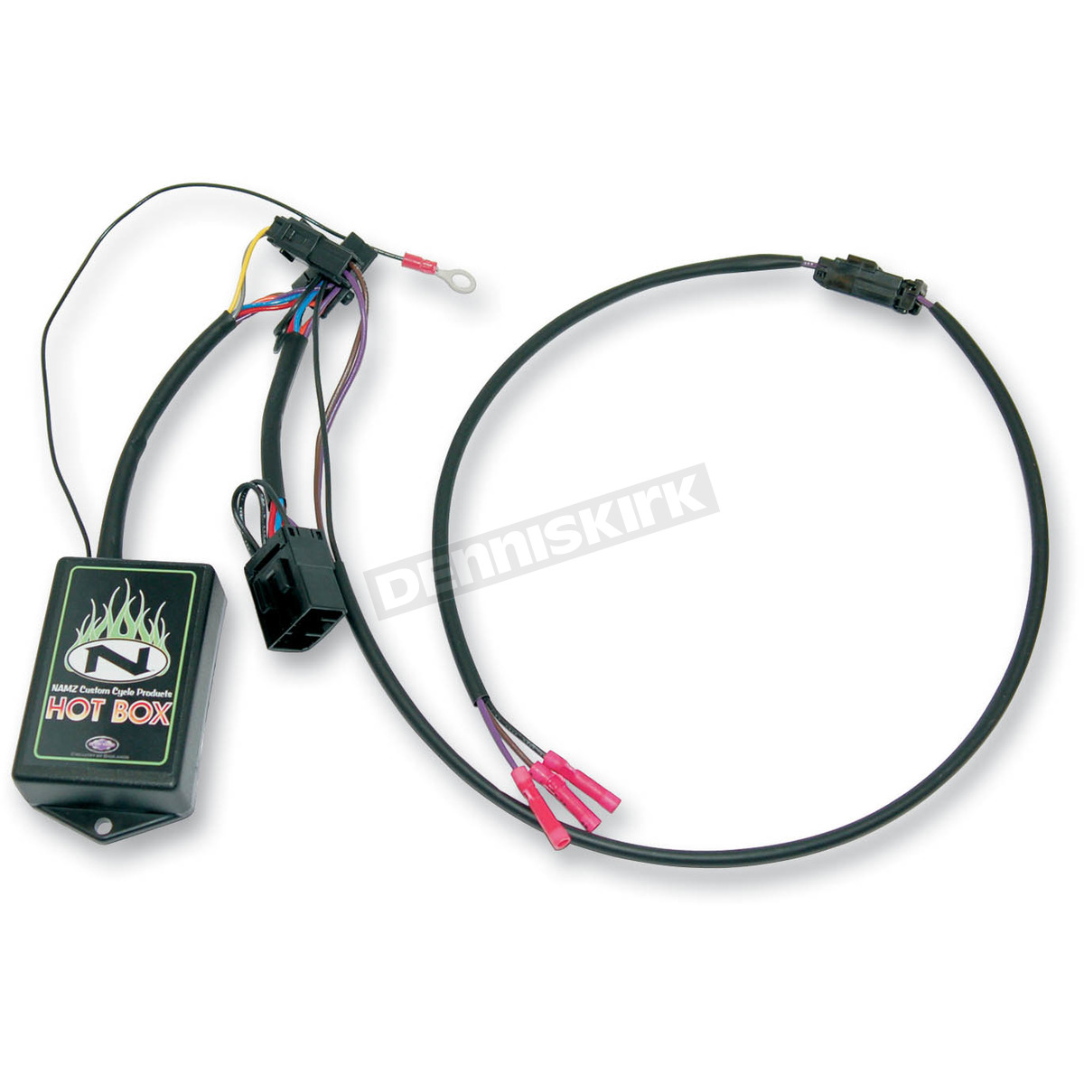 NAMZ Custom Cycle Products TourPak Quick Disconnect Wiring – Kirk Wiring Harness
