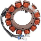 Uncoated 2-Wire Alternator Stator - 21120206