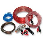 AMP Installation Kit w/8-gauge Wire - NAPK-8G