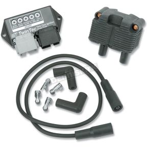 Daytona Twin Tec California A.R.B. Approved Ignition Kit for Models w/12-pin Ignition Module Connectors - 3008-EX