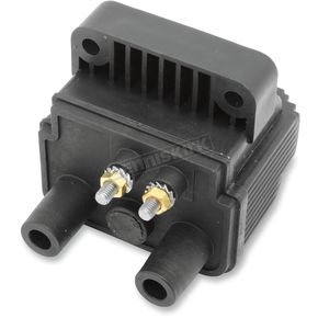 Drag Specialties 4 Ohm Mini Dual Fire Ignition Coil - 2102-0276