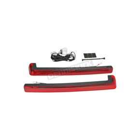 Black Probeam LED Light Tour Pak Arms w/Red Lens  - PB-TP-ARM-TPCR