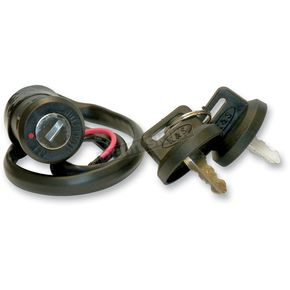 K & S Ignition Lock and Key Set - 12-0061