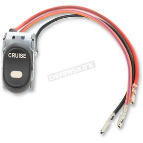 Drag Specialties Cruise Control Switch - 2106-0234