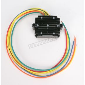 Ricks Motorsport Electrics Universal Regulator/Rectifiers for Use on Most Three-Phase Field Controlled Systems - 10-504