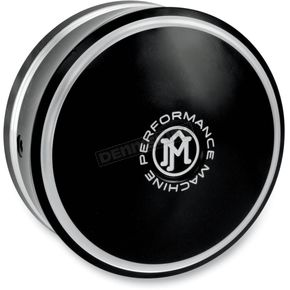 Performance Machine Contrast Cut Merc Horn Cover - 02182000MRCBM
