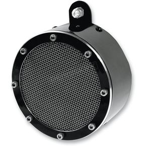 Pro Pad Black Mesh Center Mini-Beast XR Air Horn - MBHXMCB