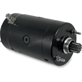 Marine Elect Suppliers Black High Torque Starter for Models Equipped w/Hitachi Starters - 2110-0225