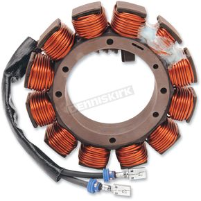 Drag Specialties Uncoated 2-Wire Alternator Stator - 2112-0206