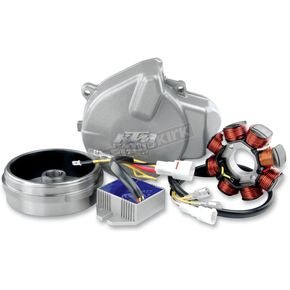 Trail Tech 120W DC Electrical System - SR-8310A