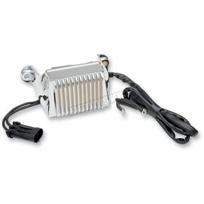 Drag Specialties Chrome Voltage Regulator  - 2112-0785