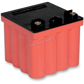 Ballistic Performance EVO2 12-Volt 16 cell LifeP04 Motorcycle Battery - 100-013