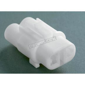 NAMZ Custom Cycle Products 2-Position Female Connector - NS-6180-2321