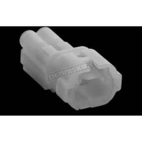 NAMZ Custom Cycle Products 2-Position Male Connectors - NS-6187-2801